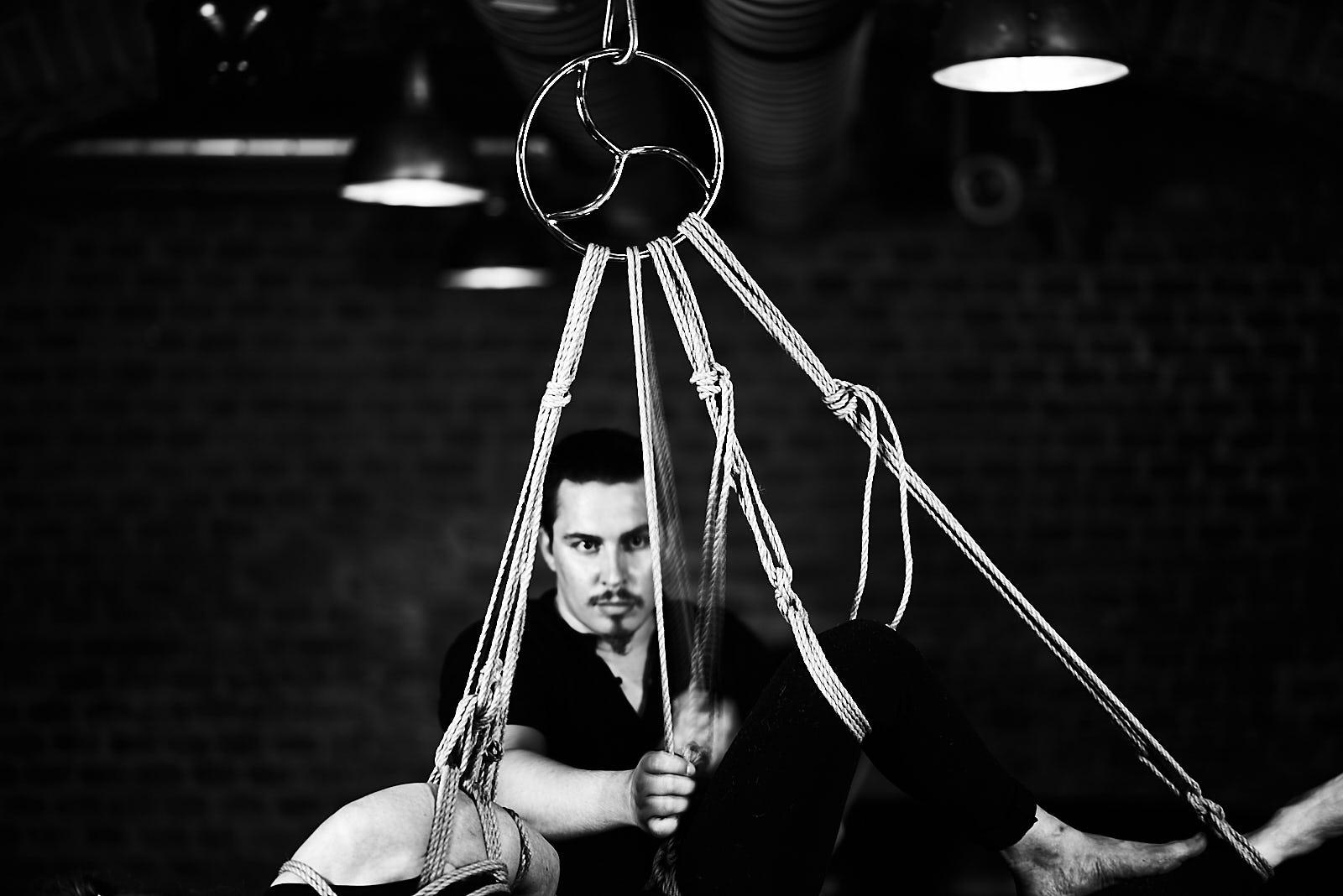 bondage suspension