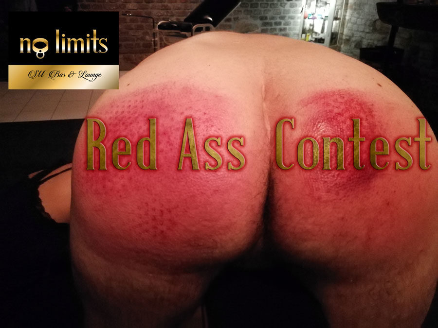 Red Ass Contest