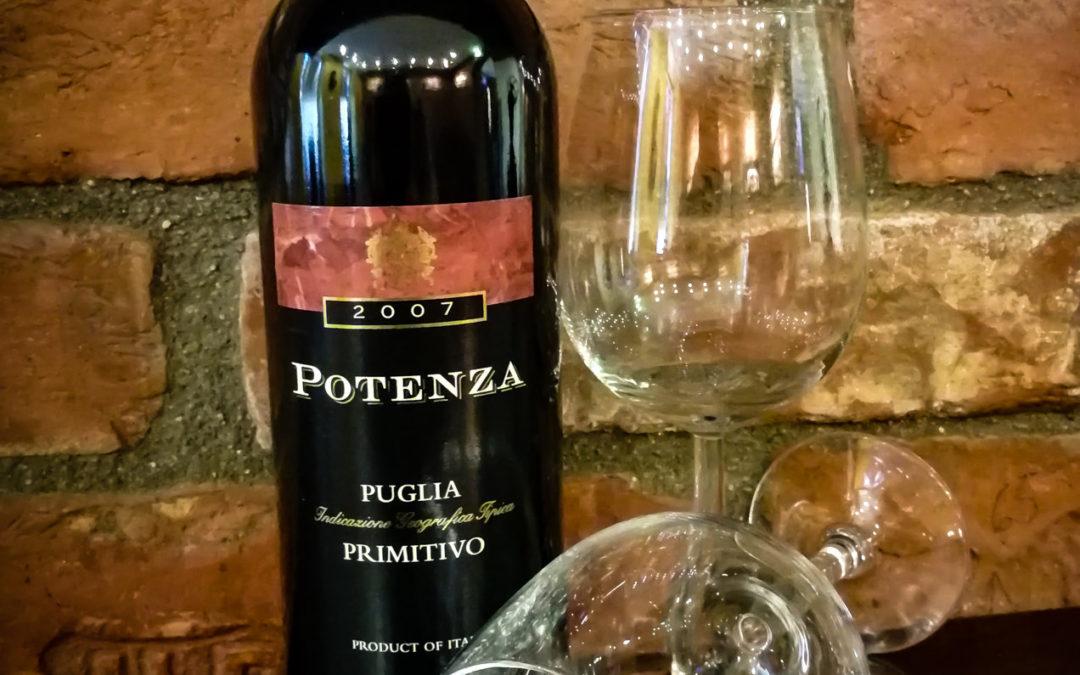 Der Wein mit Potenz!
