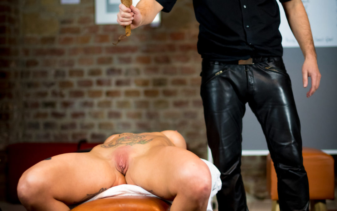 Spanking in Action